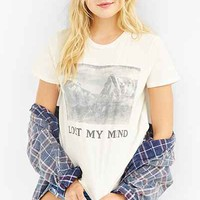 LIFE Lost My Mind Tee - Urban Outfitters