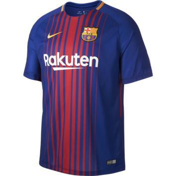 fc barcelona home 17/18 football jerseys