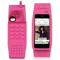 Barbie Phone 3D iPhone Case
