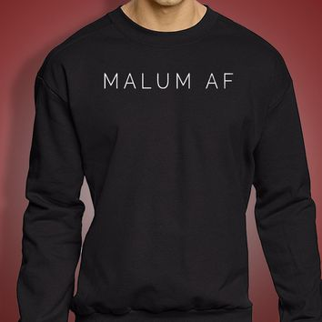 Malum Af 5 Seconds Of Summer Michael Clifford Calum Hood Band Men'S Sweatshirt