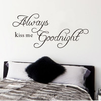 2014 new Zooyoo removable colorful cute always good night 3D wall sticker home decor wall stickers for kids/lbed room