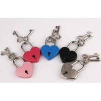 Add a Heart Padlock (5 Colour Choices) - Kitten's Playpen