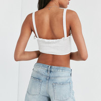 BDG Mid-Rise Cutoff Denim Short | Urban Outfitters