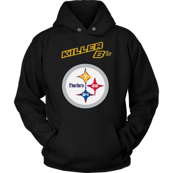 """Killer B's"" Pittsburgh Steelers Hoodie (12 Colors)"