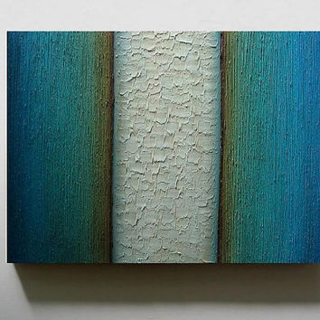 MODERN SCULPTURE abstract painting TEXTURED wall hanging art decor acrylic painting 24x30