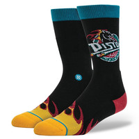 Stance Detriot Pistons Socks In Black