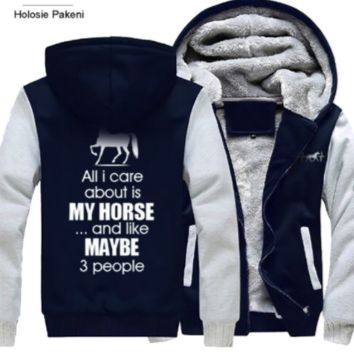 Horse Lovers Jackets - Limited Edition