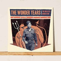 The Wonder Years - The Greatest Generation LP