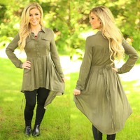 The Oliv-ia Tunic