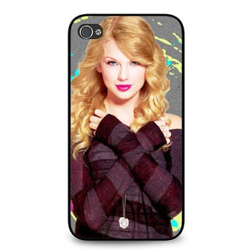 taylor swift style cute iPhone 4 | 4S Case