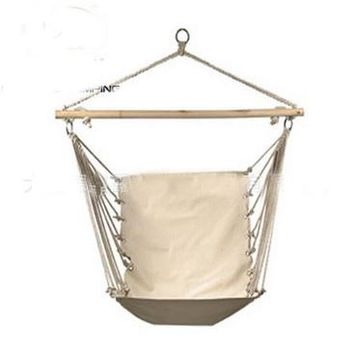 Swinging Canvas Hammock Chair