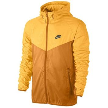 Nike Sunset Print Windrunner Jacket - Men's
