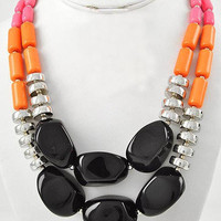 Strike Envy - Statement Jewelry Retailer and Seller of Fine and Fun Fashions! Neon Jewelry, Hip Jewelry, Statement Necklace, Cute Clutches and More!