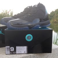 Air Jordan 11 Retro ''Gamma Blue''