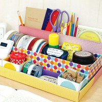 Lollipop Desk Organizer
