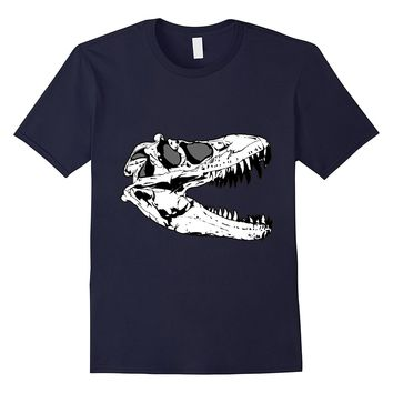 Animal Dinosaur Skull Cool T-Shirt