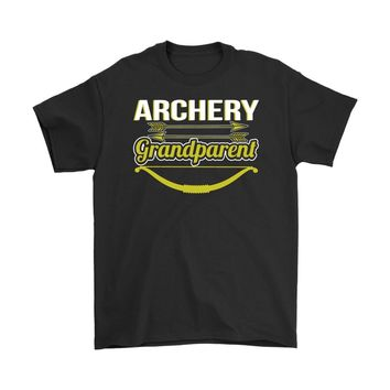 Archery Shirt Archery Grandparent Gildan Mens T-Shirt
