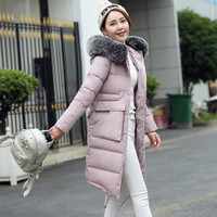 Womens Winter Jackets And Coats Winter Jacket Women Coat Manteau Femme Thickened Long Casaco Feminino Inverno Abrigos #005