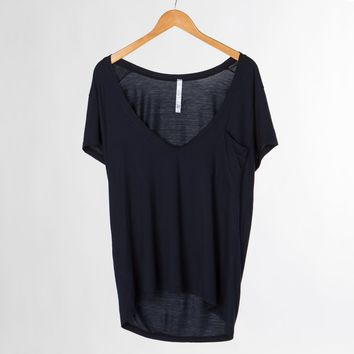 Ivy Women's Scoop Pocket Tee