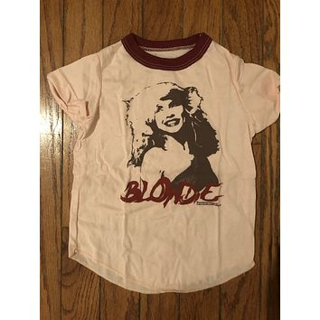 Kids band Blondie t-shirt