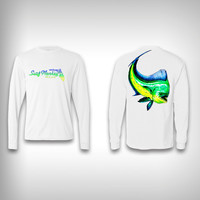 Mahi Mahi - Performance Shirt - Fishing Shirt