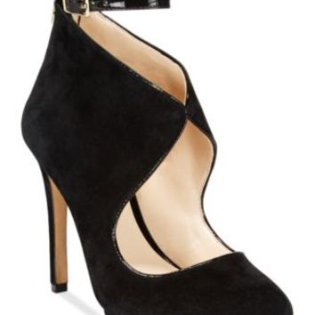 INC International Concepts Women's Binee Platform Pumps, Only at Macy's | macys.com