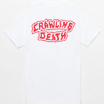 Crawling Death Logo T-Shirt at PacSun.com