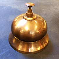 Bell - Antique Hotel - Small - Small Merch