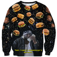 Cheeseburger X Gucci Mane Sweater