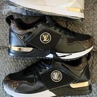 Louis Vuitton LV Hot Sale Women Personality Shoes Sneakers