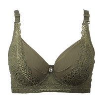 Sexy Full cup thin lace bra underwear small bra plus size adjustable bra breast B C D cup Large size 34-44 bras soutien gorge
