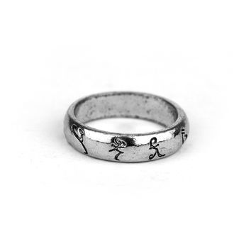The Mortal Instruments City Of Bones Jace Rune Rings Size 7-10