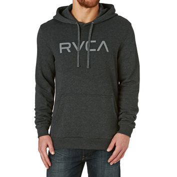 RVCA Big Rvca Hoody - Charcoal Heather
