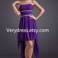 2013 New Short Prom Dress Mini Ball Gown Evening Bridesmaid dress party dress wedding dress