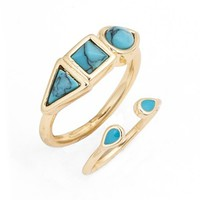 Jules Smith 'Canyon' Rings (Set of 2) | Nordstrom
