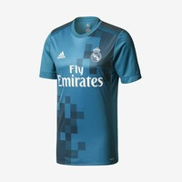 Real Madrid 2017-18 Authentic 3rd Jersey