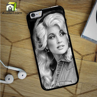 Dolly Parton iPhone 6S Case by Avallen