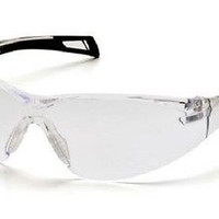 Pyramex PMXSLIM Clear Lens Safety Glasses SB7110ST Work Sport Anti Fog Eyewear