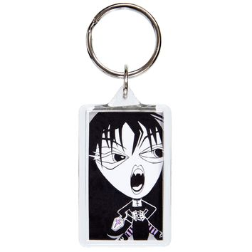 Ultra Vixen - Scream Keychain