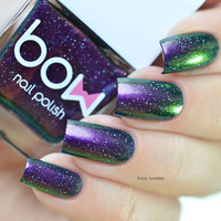 Bow Nail Polish - Good God