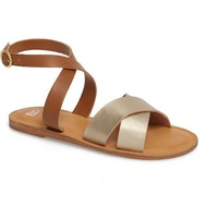 BP. Reed Strappy Flat Sandal (Women) | Nordstrom