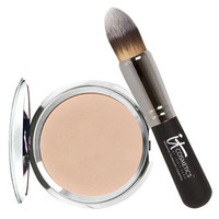 IT Cosmetics Hello Light Anti-Aging Creme Luminizer with Brush — QVC.com