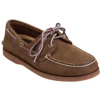 Timberland Earthkeepers Classic Two-Eye Brown Boat Shoe