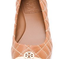 Tory Burch Kaitlin Ballet Flats | SHOPBOP Save 20% with Code SPRINGEVENT