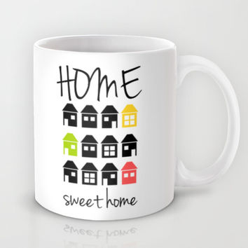 Home Sweet Home Mug by Limitation Free