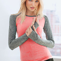 Long-sleeve Studio Tee - VS Sport - Victoria's Secret