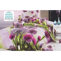 Twin XL Comforter Set - College Ave Dorm Bedding Super Soft Cotton Floral Pretty Girls XL Twin Comforters Sham College