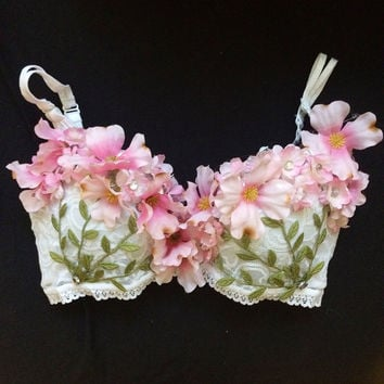 Forest Fairy Bra