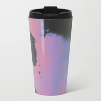 Be your love Metal Travel Mug by DuckyB