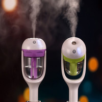 12V Car Steam Humidifier Air Purifier Aroma Diffuser Essential oil diffuser Aromatherapy Mist Maker